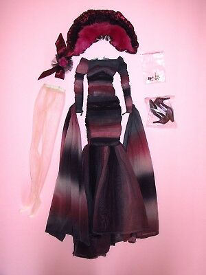 "Tonner Wilde - Lost in the Storm 18"" Evangeline Ghastly Doll OUTFIT - New"