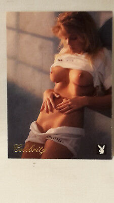 Playboy`s Celebrity Card August 1990  Erika Eleniak   #2EE  Playboy 1995