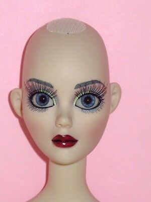 "Tonner Wilde - NUDE BALD Midnight Waltz 18"" Evangeline Ghastly Fashion Doll"