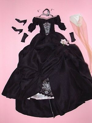 """Tonner - Re-Imagination Eye of the Beholder 16"""" Tyler Fashion Doll OUTFIT"""