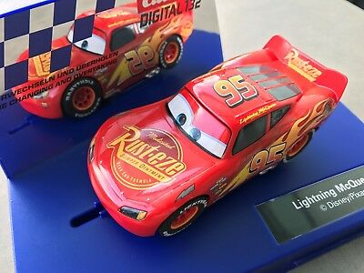 Carrera Digital 132 30806 Lightning McQueen Disney / PIXAR NEU OVP