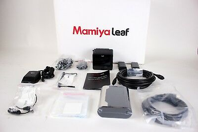 Leaf Credo 40 40mp Digital Back for Mamiya / Phase One - 33k Shots - Ex++