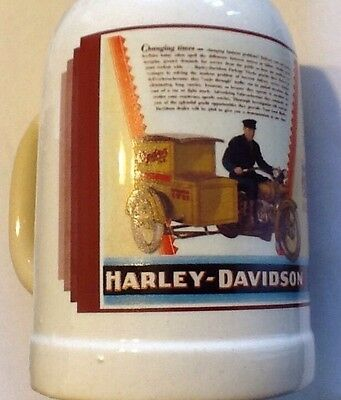 Harley Davidson 1994 Advertising Stein Mug New In Box