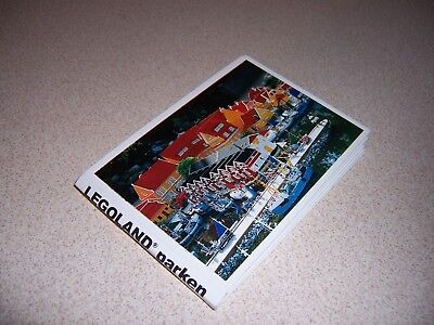 1998 Legoland Billund Souvenir Photo Folder