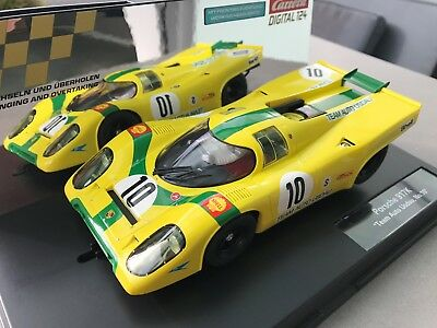 "Carrera Digital 124 23843 Porsche 917K ""Team Auto Usdau, No.10"" NEU OVP"