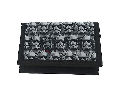 Star Wars Episode 7 The Force Awakens Crush Resistance Wallet