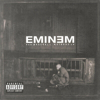 Eminem : The Marshall Mathers LP CD (2003) Highly Rated eBay Seller Great Prices