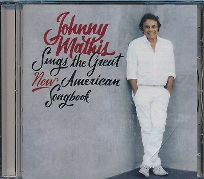 Johnny Mathis Sings The New American Songbook CD NEW