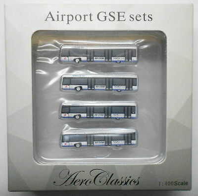 1/400 Aero Classics Airport GSE sets - AIR CHINA airport shuttle bus