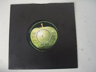 "PAUL McCARTNEY & WINGS 7"" SINGLE B/S * HELEN WHEELS / COUNTRY DREAMER *"