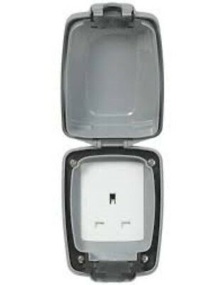 MK 13A 1G SP Unswitched Socket ip56 rated