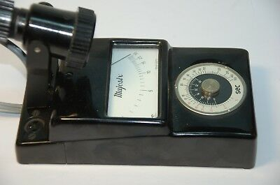 Gossen majosix Luxmeter with Probe 10.67 - 2270 Photometer (Bakelite)