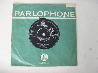 "The Beatles 7"" Single C/s * Can't Buy Me Love / You Can't Do That *"