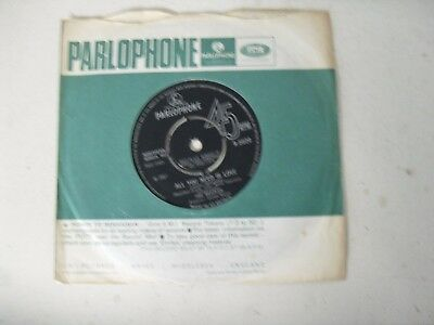 "The Beatles 7"" Single C/s * All You Need Is Love / Baby, You're A Rich Man *"
