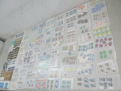 Nystamps Japan many mint NH old stamp part sheet collection high face value