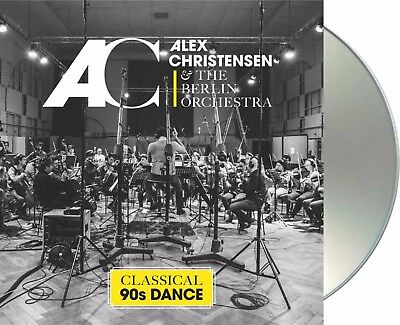"Alex Christensen & The Berlin Orchestra ""classical 90's dance"" CD NEU 2017"