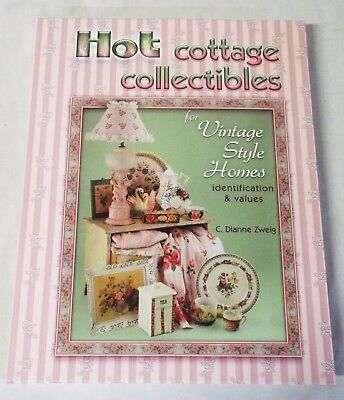 HOT COTTAGE COLLECTIBLES Identification & Price Guide BOOK Dianne Zweig