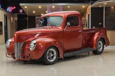 1941 Ford Other Pickups  Custom Pickup Street Rod! GM 383ci V8, 700R4 Automatic, PB, Disc, Vintage A/C