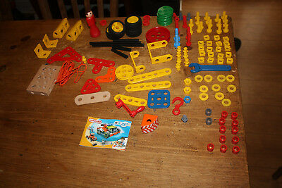 Meccano Junior - Assorted Pieces