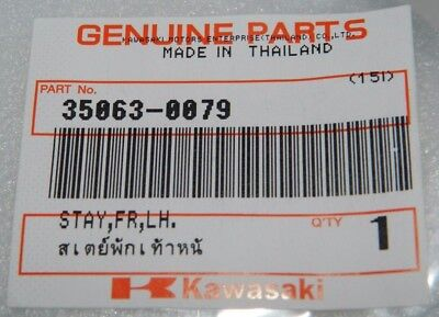 NEW Genuine Kawasaki OEM Part 35063-0079 Left Hand Front Stay