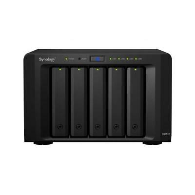 Ds1517 Nas Synology - Ds1517 5Bay 1.7Ghz Qc 2Gb Ddr3L