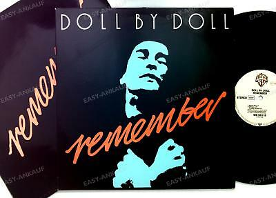 Doll By Doll - Remember LP 1979 Rare Promopack Folder + Inserts Jackie Leven /3