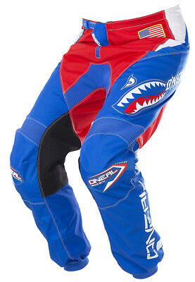 O'Neal Afterburner Pants Blue / Red Youth