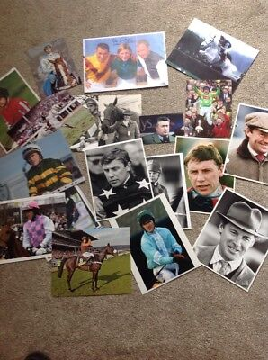 Over 100 Professionally Taken Photographs, Jockeys,Trainers And Owners.