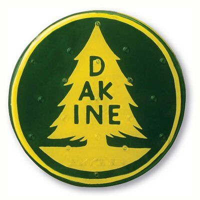 New Dakine Circle Mat Lone Pine Snowboard Stomp Pad Traction