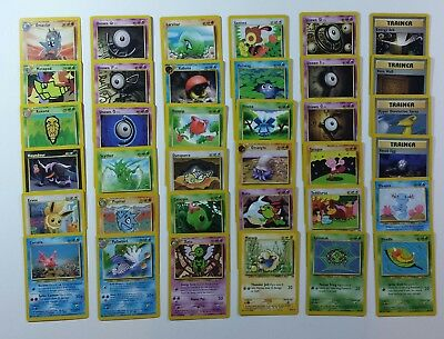 Neo Discovery Pokemon Card /75 NM / M - Buy 2 Get 1 Free Uncommon Common Trainer
