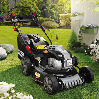 Petrol Lawnmower BRAST incl. Self drive GT Transmission 2.5 kw (3.4HP)