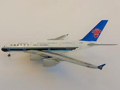 China Southern Airline Airbus A380-800 1/500 Herpa 520928-001 A 380 A380