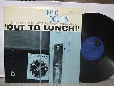 Eric Dolphy - Out to Lunch US LP Blue Note