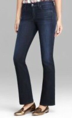 1e61c8fde1f CITIZENS OF HUMANITY EMANNUELLE PETITE SLIM BOOT CUT Jeans In SPACE WASH 24  NEW