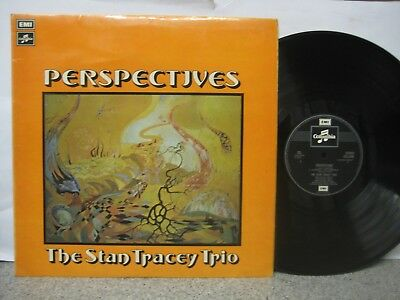 Stan Tracey Trio - Perspectives UK LP Columbia Nr MINT