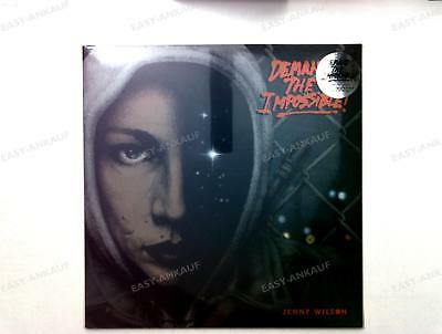 Jenny Wilson - Demand The Impossible! Denmark LP 2015 Sealed! Synthpop /1