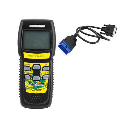 New OBD2 OBDII EOBD Scanner Car Code Reader Data Tester Scan Diagnostic Tool