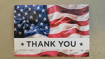 THANK YOU Veterans Appreciation Card