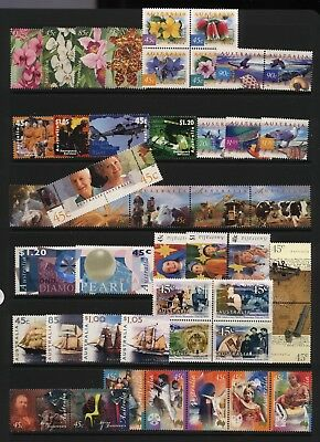 Australia Collection Modern Commemorative Stamps (Inc Sets) Unmounted Mint