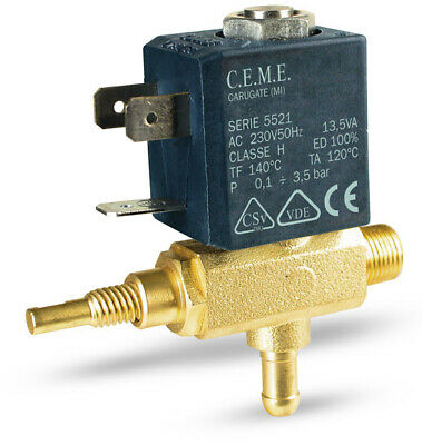 Ceme 5410 Pressure Switch 0,2-6bar for Laurastar Premium Evolution II Model 780