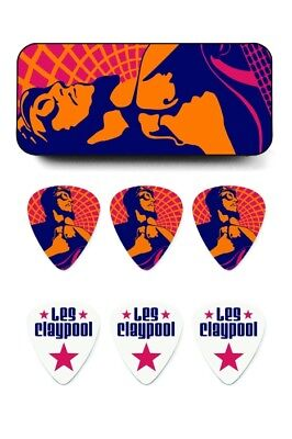 Dunlop Primus Collector Picks - Les Claypool 6 Plektren