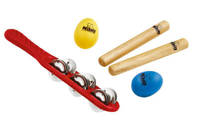 Meinl Nino Percussion Set 2 - NINOSET2