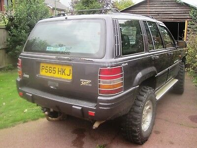 1995 Jeep Grand Cherokee 4.0, Off Road Converted, Runs & Drives, Needs Finishing