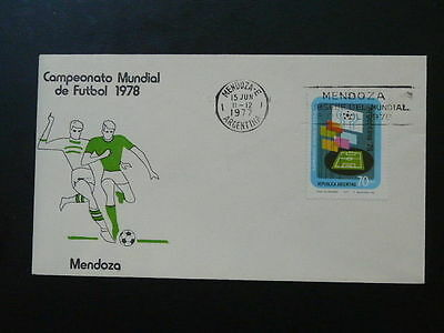 football world cup 1978 FDC Argentina 69429