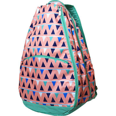 All For Color Tennis Backpack 5 Colors Racquet Bag NEW