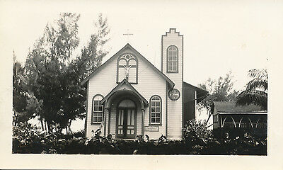 1930s Hawaiian Church,   Hawaii   photo