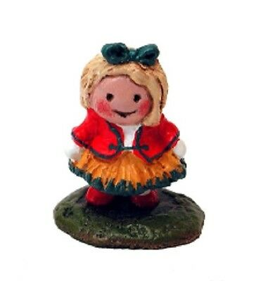 Wee Forest Folk Toury The Swedish Girl - Factory Gift