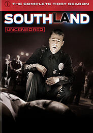 Southland: The Complete First Season (DVD, 2010, 2-Disc Set)SEALED