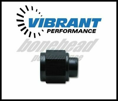 Vibrant Performance 10454 Flare Caps; Size: -10 AN