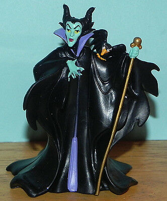 Maleficent from Sleeping Beauty Cake Topper/PVC Figure Disney Villains